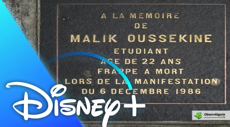L'histoire tragique de l'étudiant franco-algérien Malik Oussekine adaptée au cinéma par Disney +