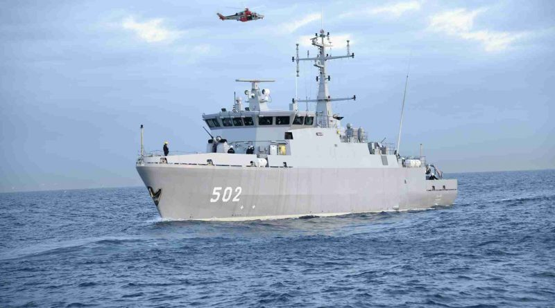 Forces navales : l'italien Intermarine va livrer deux dragueurs de mines à l'Algérie
