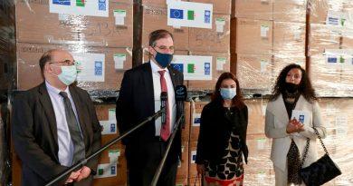 Coronavirus: l'Algérie à reçu un don de 200.000 kits de dépistage de l'Union européenne