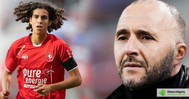 Sélection d'Algérie : Qui sont les trois nouveaux joueurs convoqués par Belmadi ?