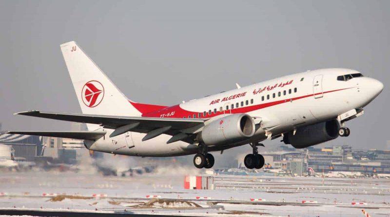 Covid-19 : Air Algérie suspend les vols charters entre Alger et l'aéroport chinois Chengdu
