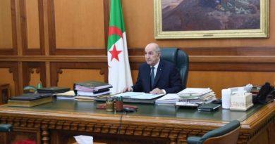 Le message de Tebboune aux femmes algériennes à l'occasion du 8 mars