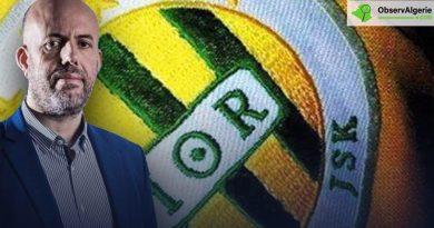 JS Kabylie : Chérif Mellal réagit à sa « destitution » du club